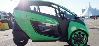 トヨタの電気3車輪自動車( i-Road)は遊べる