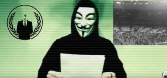 アノニマスがイスラム国(ISIS)に宣戦布告
