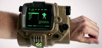 Pip-Boy(ピップボーイ)とApple Watch(アップルウォッチ)